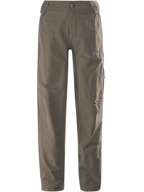 The North Face Exploration Pants Boys Graphite Grey
